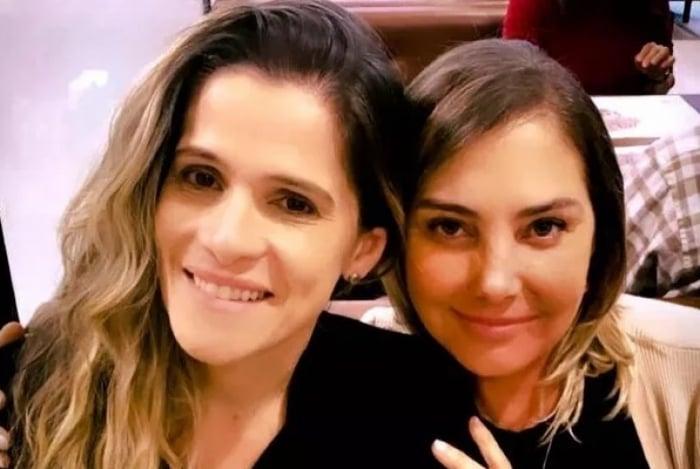 Ingrid Guimarães e Heloísa Perissé