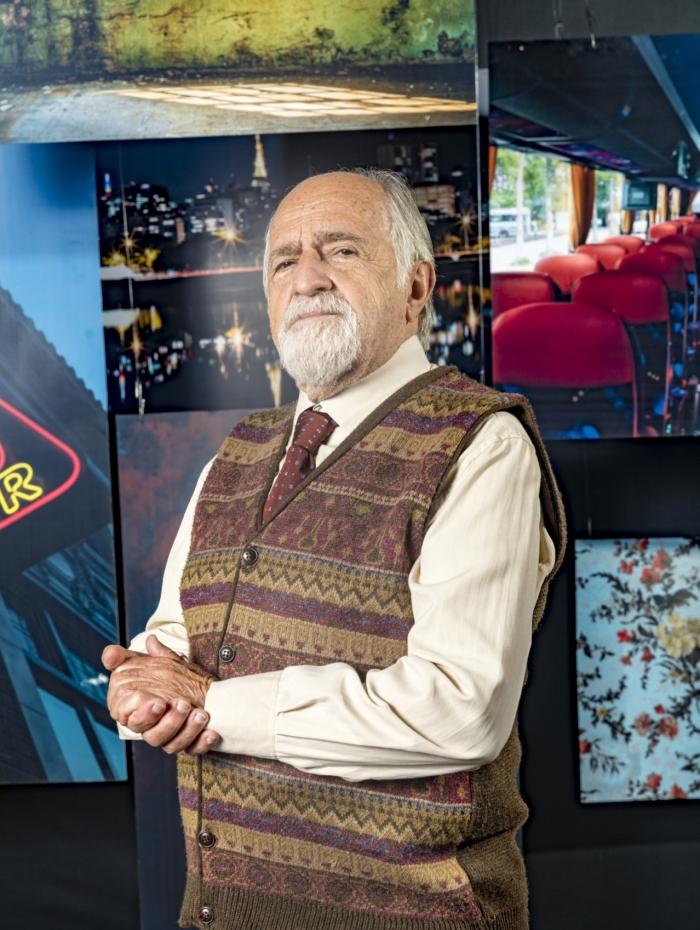 Antero (Ary Fontoura), em 'A Dona do Pedaço'