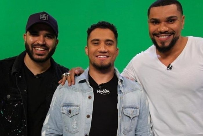 Ao lado de DJ Pernambuco e Konrad Dantas, do canal KondZilla, Naldo Benny lança nova música no TVZ, do Multishow