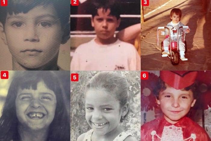 CNN abre o baú e revela fotos de seus jornalistas quando criança. Veja fotos!