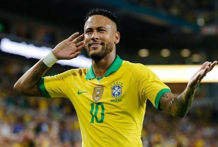 Neymar faz desabafo sobre seleção e imprensa