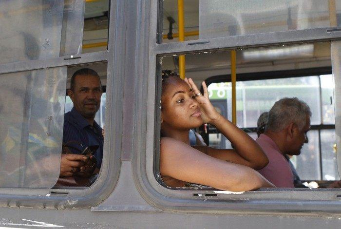 (Imagem ilustrativa) Segunda-feira atingiu sensação térmica de 45,2ºC em Irajá, Zona Norte do Rio