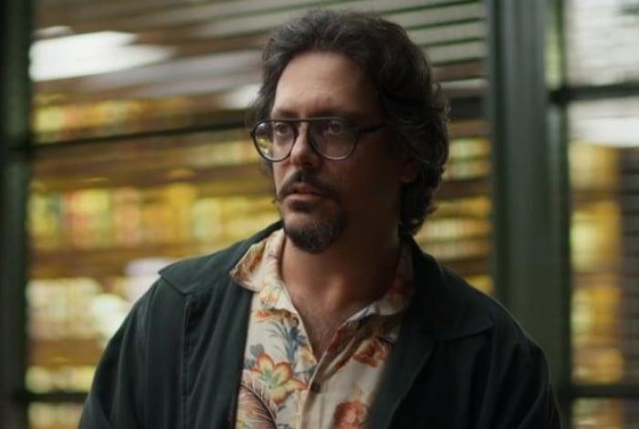 Mário (Lúcio Mauro Filho), em 'Bom Sucesso'
