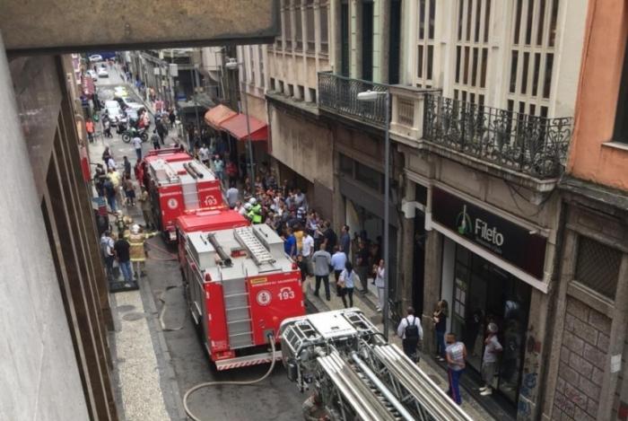 O Corpo de Bombeiros vai abrir uma sindicância para apurar as causas da fatalidade