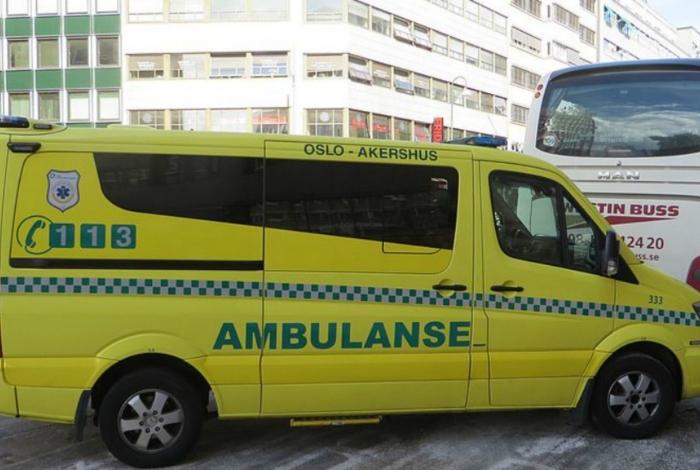 Suspeito roubou ambulância na manhã desta terça-feira em Oslo, capital norueguesa
