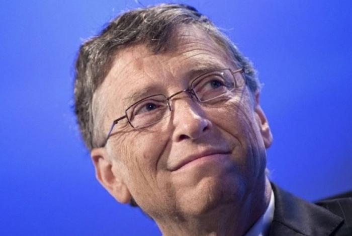 Dono da Microsoft, Bill Gates
