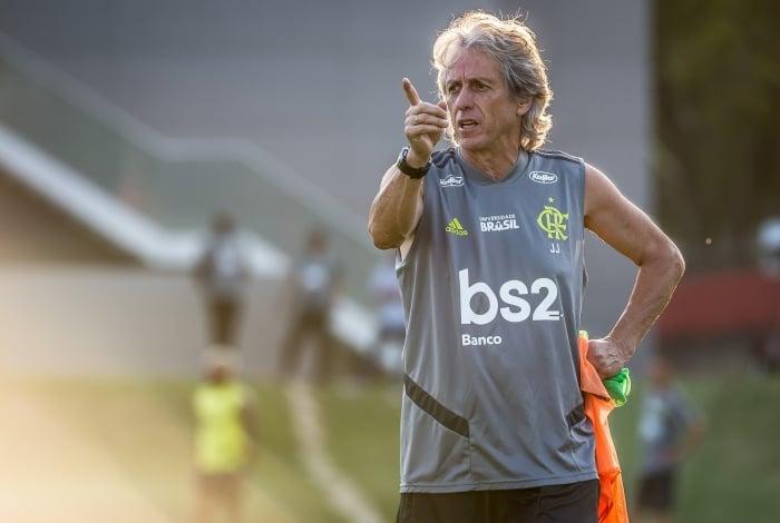Jogador do Palmeiras admite, Jorge Jesus é o melhor técnico que já trabalhei