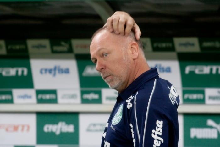 Mano Menezes não é mais o técnico do Palmeiras