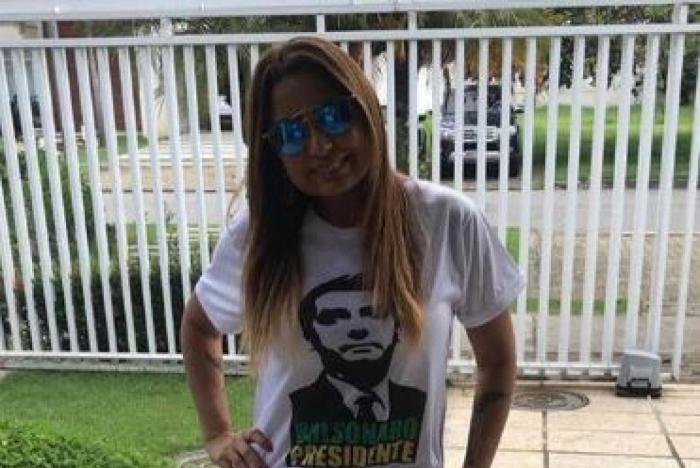 Promotora do Ministério Público do Rio, Carmen Eliza Bastos de Carvalho