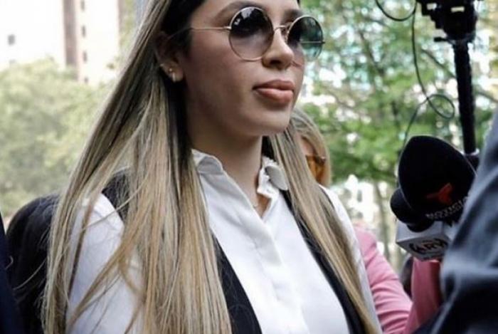 Emma Coronel Aispuro, esposa de El Chapo