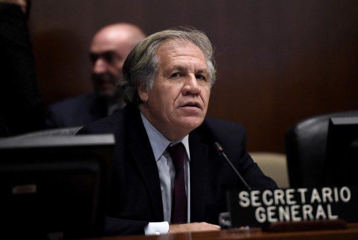 Secretário-geral da Organização dos Estados Americanos (OEA), Luis Almagro