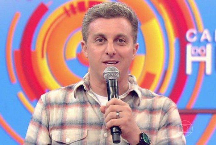 Luciano Huck no 'Caldeirão do Huck'