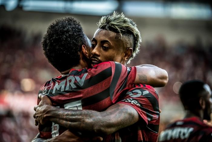 Flamengo vive grande momento no futebol brasileiro