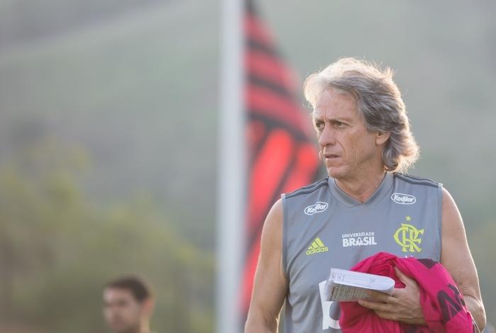 Flamengo de Jorge Jesus está há 21 jogos invicto no Brasileiro, 25 no total, contando Libertadores