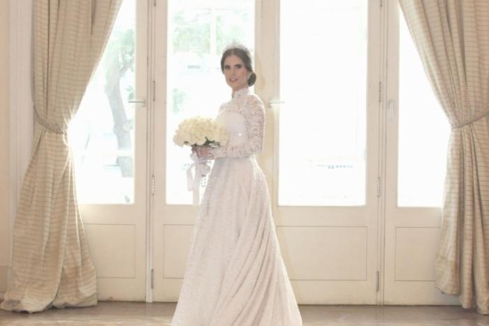 Casamento de Evelyn Montesano
