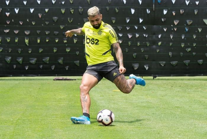 Gabigol afirmou que partida contra o Avaí será especial para ele