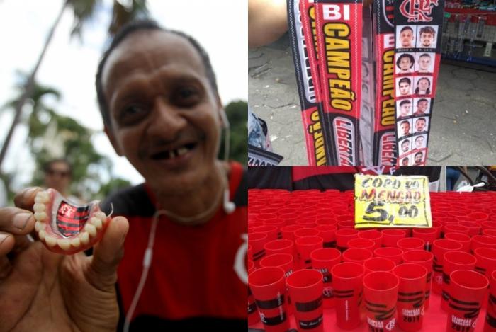 Otimismo da torcida do Flamengo está nas alturas