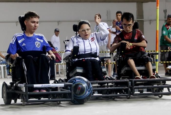 Oitava edição do Campeonato Brasileiro de Power Soccer chega ao Rio