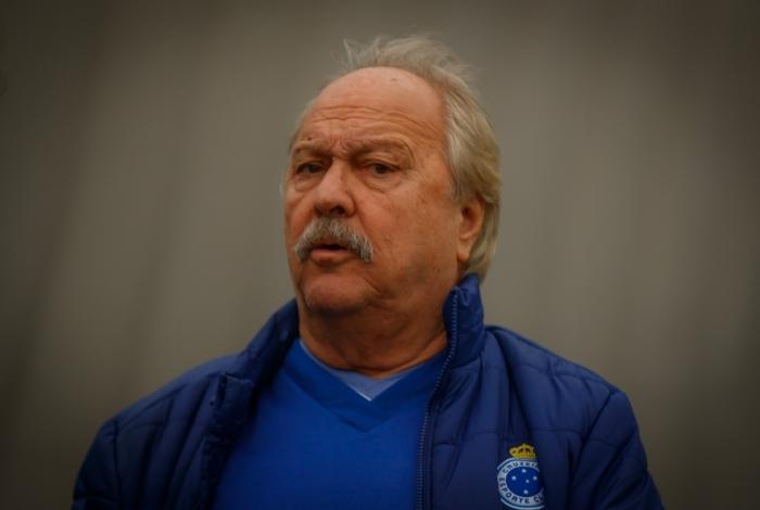 Wagner Pires de Sá é o presidente do Cruzeiro
