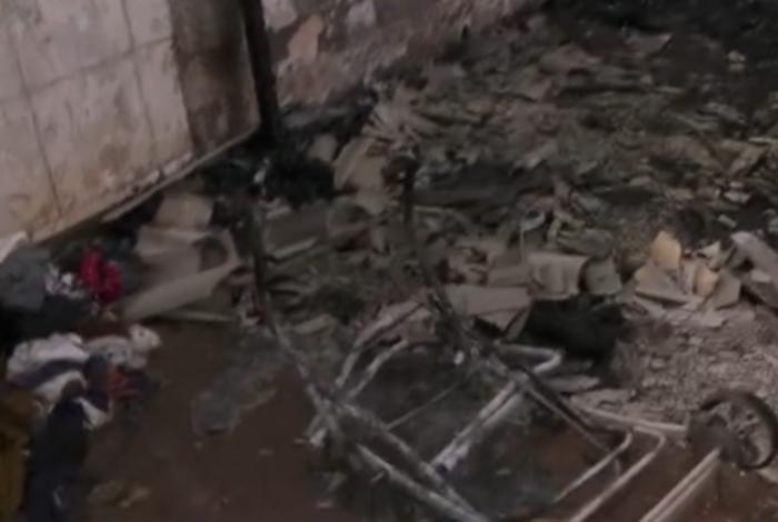 Crianças morrem após incêndio em barraco na Zona Sul de São Paulo