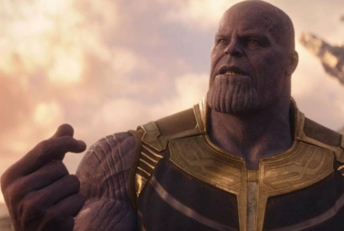 Além do vilão Thanos, Brolin também interpretou o herói Cable em 'Deadpool 2'