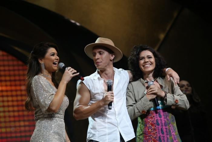 A dupla formada por mãe e filho venceu o reality show