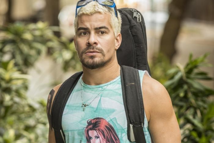 Ryan (Thiago Martins), em 'Amor de Mãe'