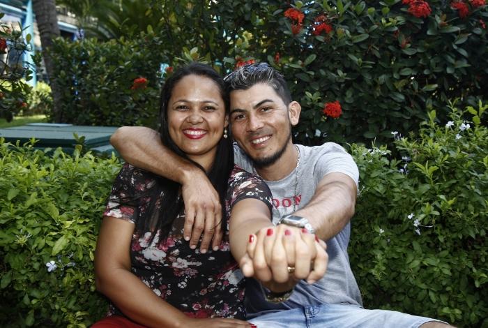 Raquel vai pagar o casamento com o que ganhou no Rio de Prêmios