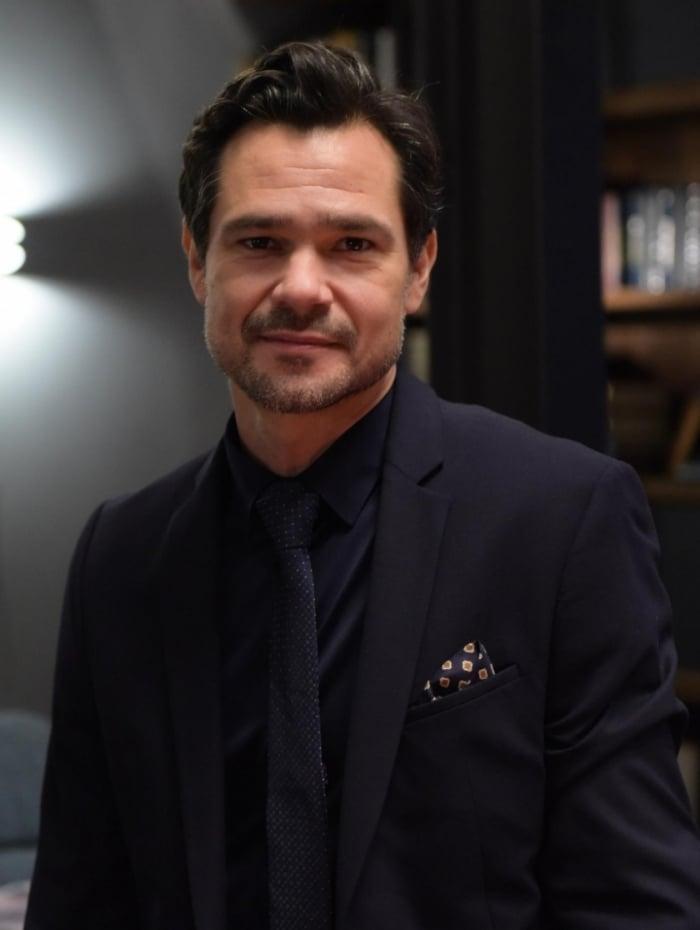 Leandro (Gabriel Gracindo), em 'Amor Sem Igual'