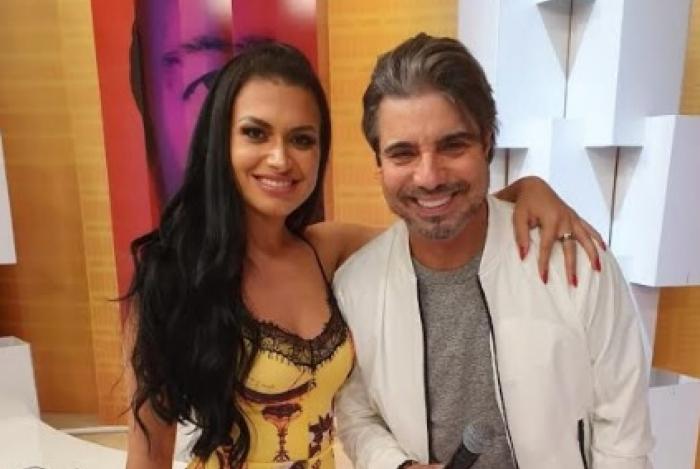 Natalia Nascimento e João Kleber