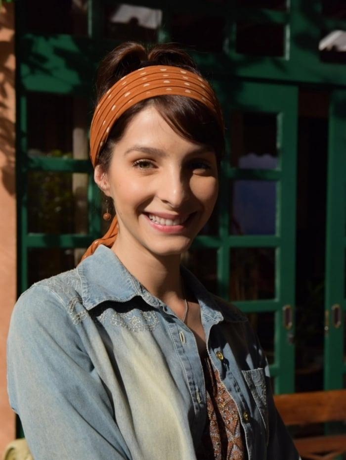 Maria Antônia (Michelle Batista), em 'Amor Sem Igual'