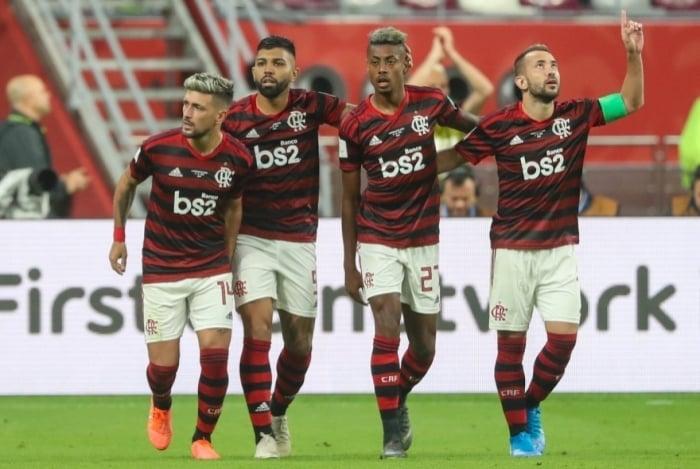 Flamengo derrotou o Al Hilal por 3 a 1