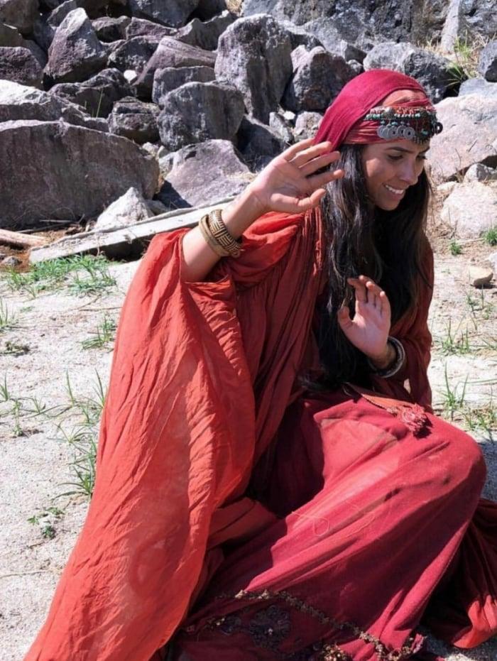Atriz Isa Salmen viverá Maria Madalena na telona