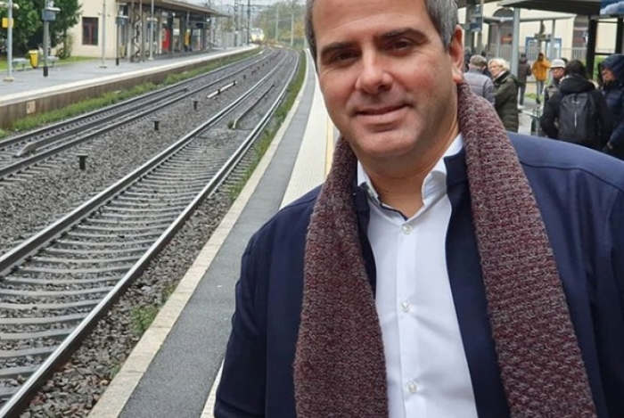 O jornalista entrou no grupo Globo em 1996