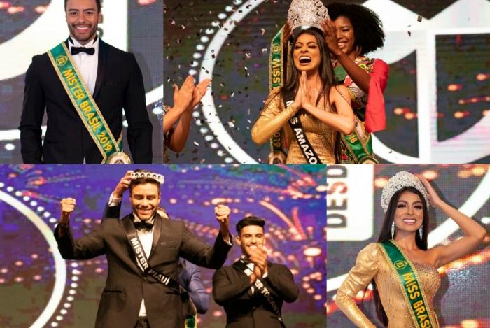 Juliana Malveira e Antony Marquez são eleitos Miss e Mister Brasil 2019