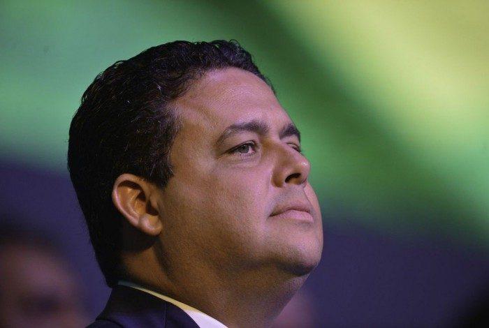Felipe Santa Cruz fez uma live para o jornal O DIA