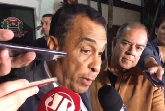 Cosme Araújo, advogado de Najila Trindade