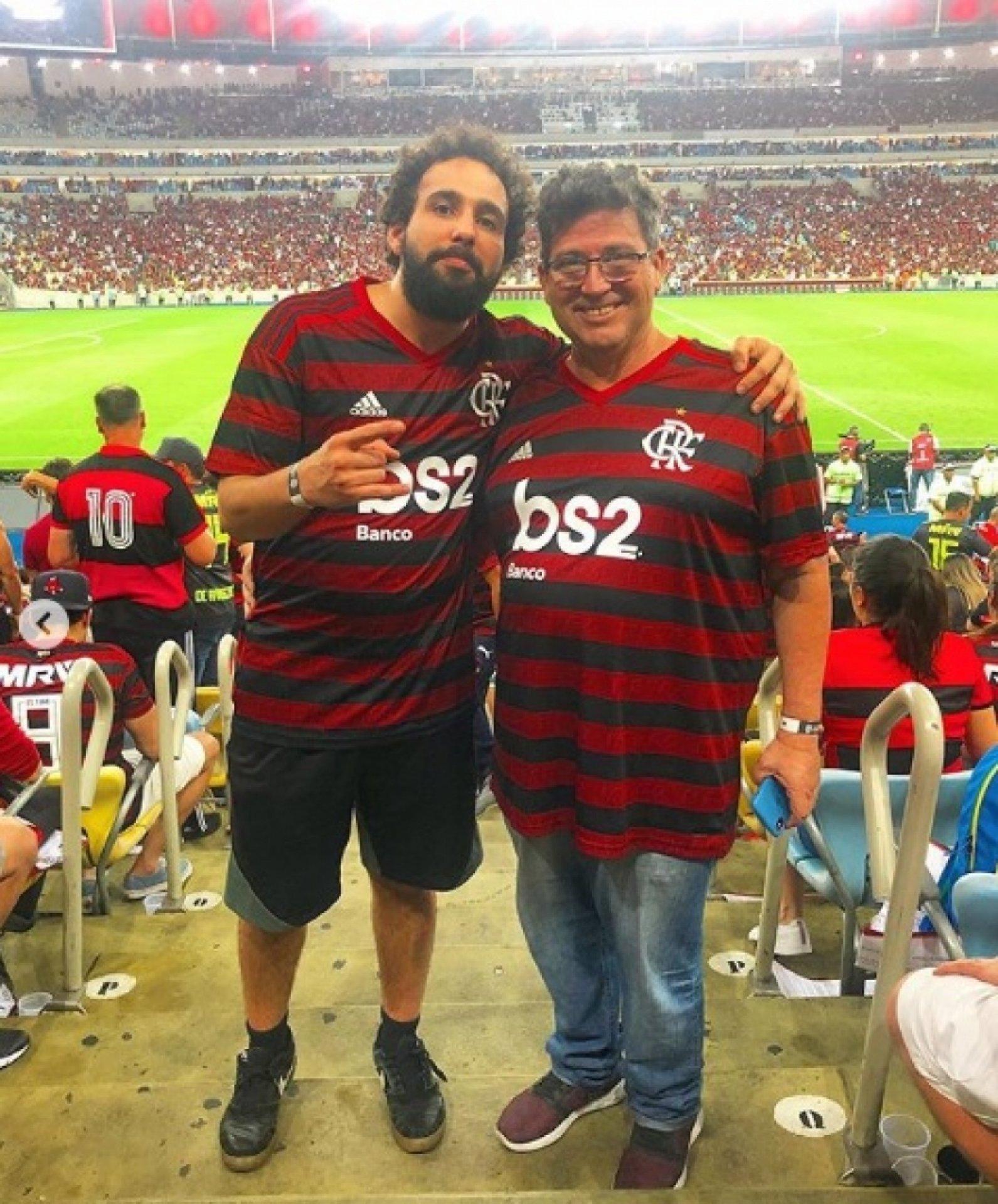 'Sósia' de Salah, Murilo Couto é Flamengo e vai torcer ...