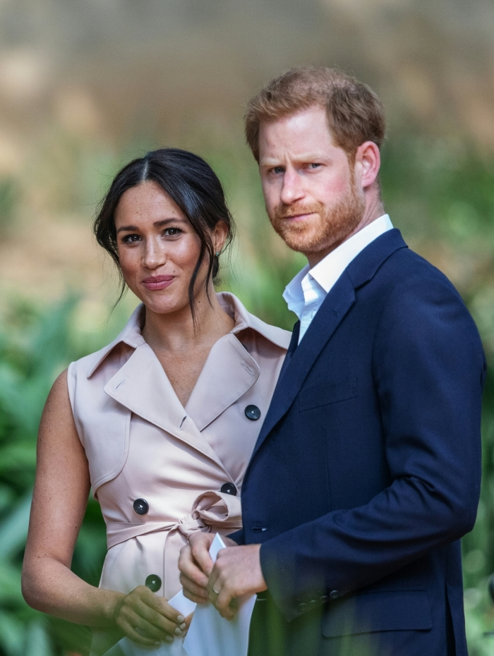 Meghan e Harry querem ser financeiramente independentes