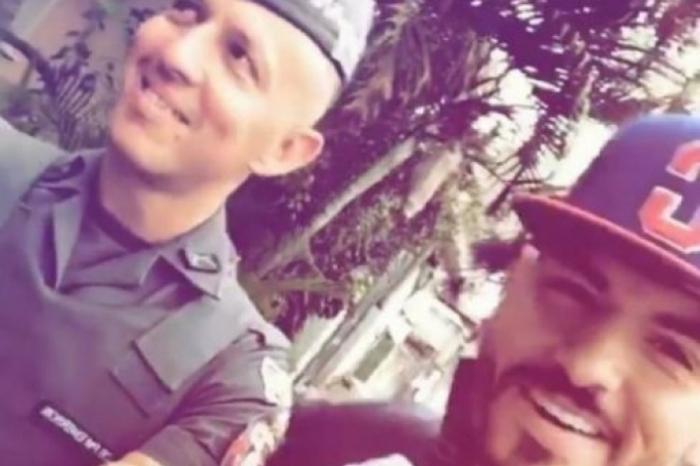 Carlinhos Mendigo aciona a polícia para cumprir ordem judicial