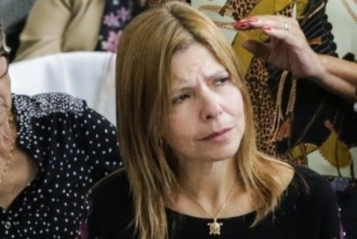Rose Di Matteo, viúva de Gugu Liberato