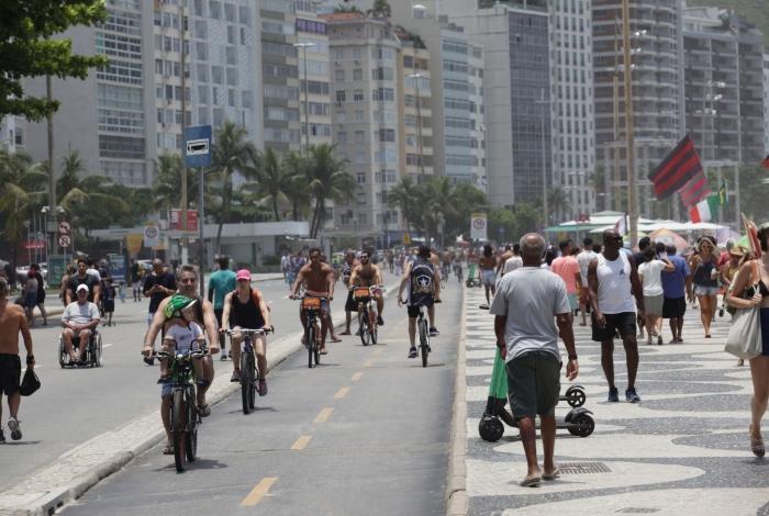 Copacabana e Leme vão ganhar o programa Segurança Presente
