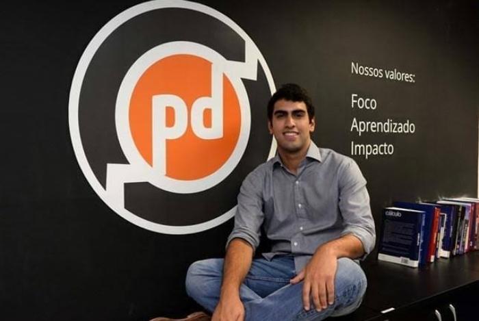 Rodrigo Salvador, da startup Passei Direto: grandes chances para quem deseja inovar
