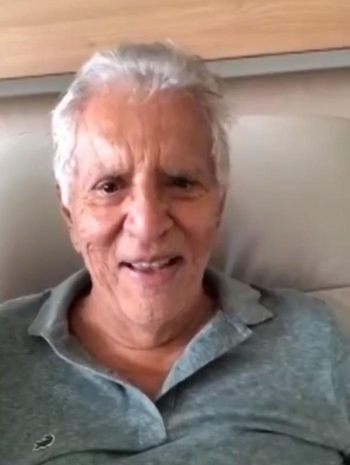 Carlos Alberto de Nóbrega é internado em São Paulo