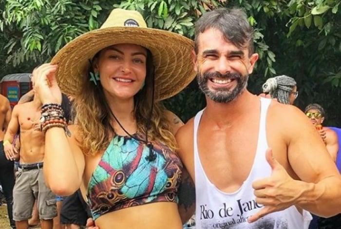 Laura Keller e Jorge Sousa anunciam gravidez do primeiro filho