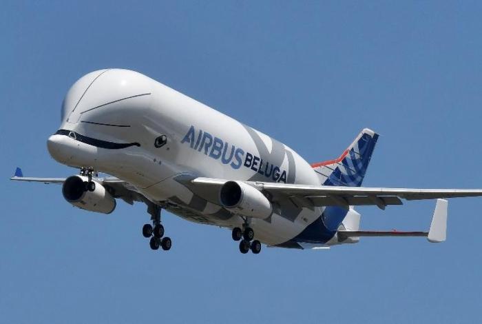 Aeronave 'Beluga XL', da Airbus