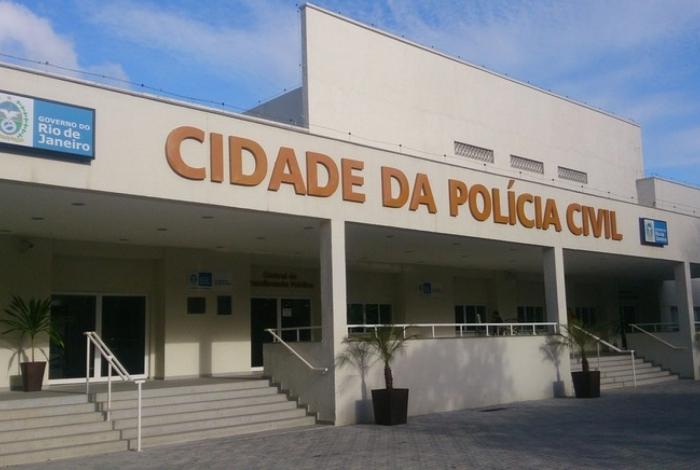 Depoimento acontece na Cidade da Polícia