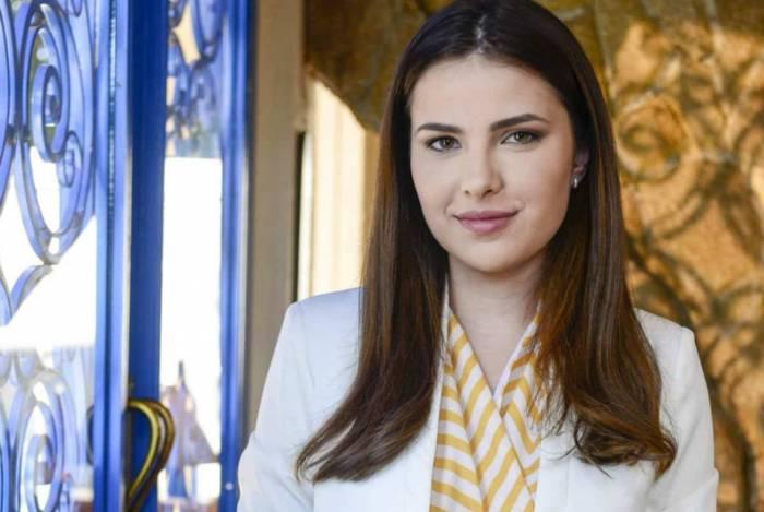 Luísa (Thaís Melchior), em 'As Aventuras de Poliana'