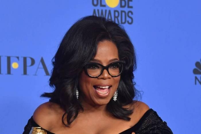 Oprah mira a Casa Branca
