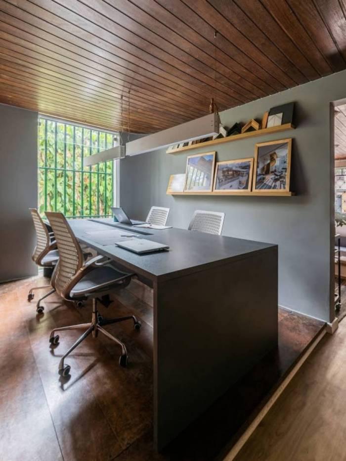 É preciso delimitar os espaços para moradores separarem momento de lazer e de trabalho